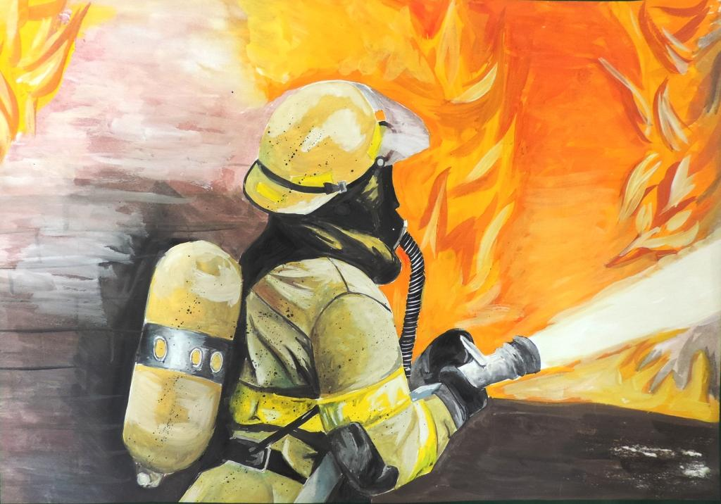 Картинка день пожарной безопасности