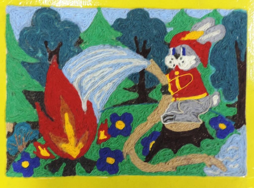 Картинки неопалимая купина конкурс по пожарной безопасности 2017